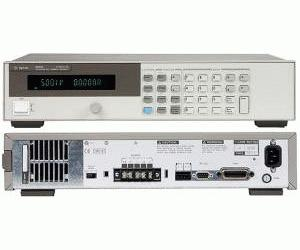 HP/AGILENT 6634B POWER SUPPLY, 0-100V/0-1A, PREC.MEAS. SINGLE OUTPUT